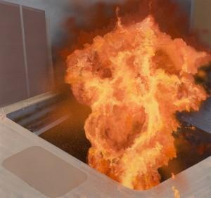 """""""Fireball"""" by Wolfgang Ellenrieder"""