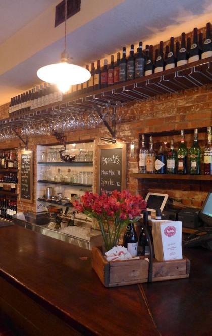 Max Tribeca bar