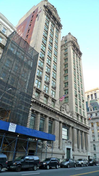 49-51 Chambers facade