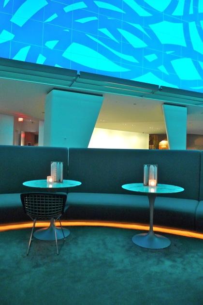Atrio Conrad lobby bar