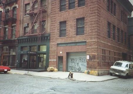 Jay Street and Staple Street