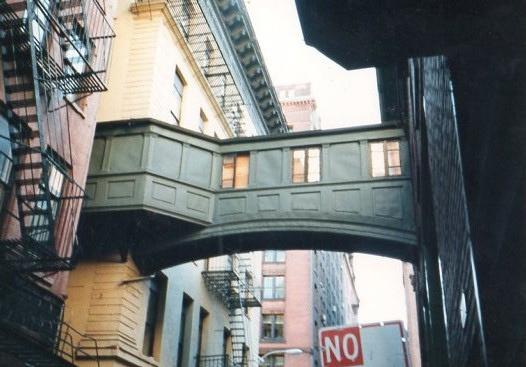 Staple Street bridge