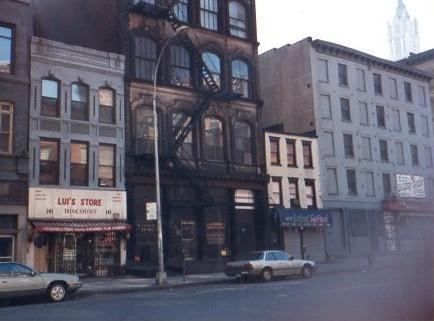 possibly Church Street