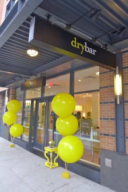 drybar facade