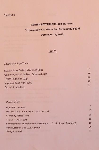 pantea menu1