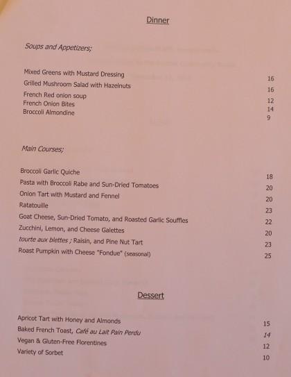 pantea menu2