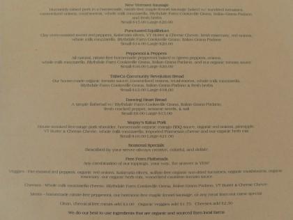 American Flatbread Tribeca Hearth menu2