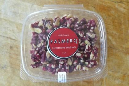 Palmero walnuts