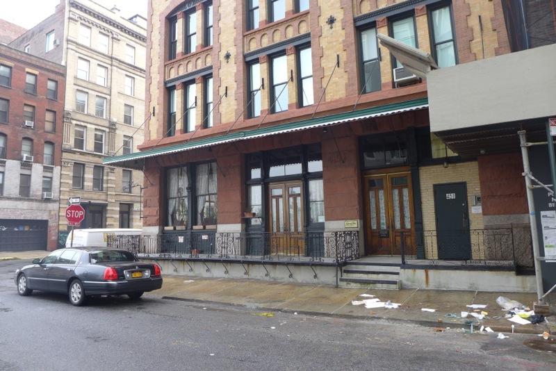 Tribeca Citizen | Au Revoir, Capsouto Frères