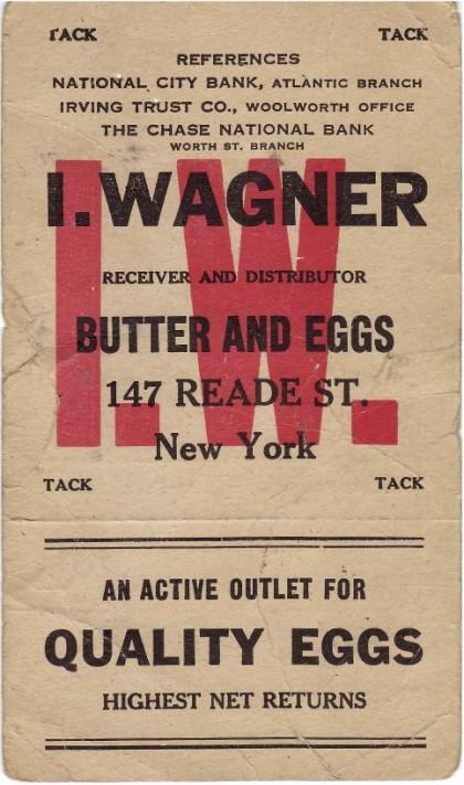 I Wagner courtesy Lynn Rogoff