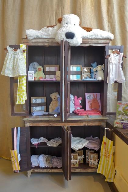 My Little Sunshine cabinet