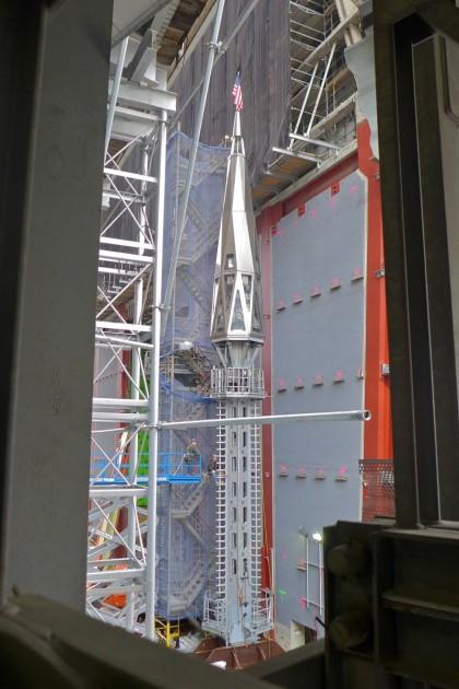 1WTC spire