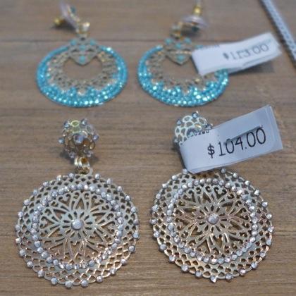 Gloria Jewel earrings