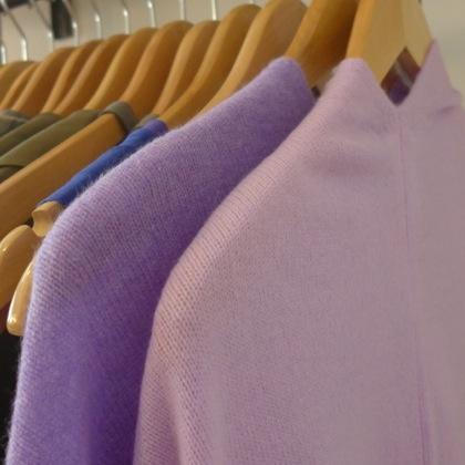 Gloria Jewel pink sweater