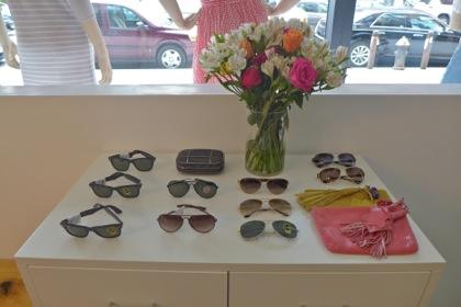 Gloria Jewel sunglasses