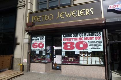 metro jewelers
