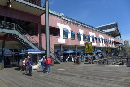 seaport 43013 Pier 17