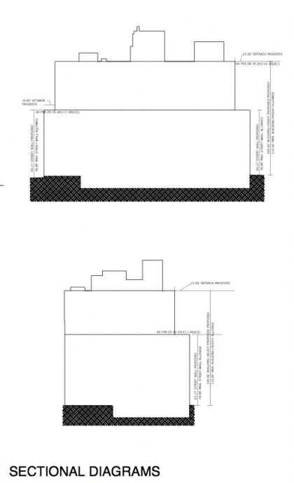 460 Washington sectional diagrams