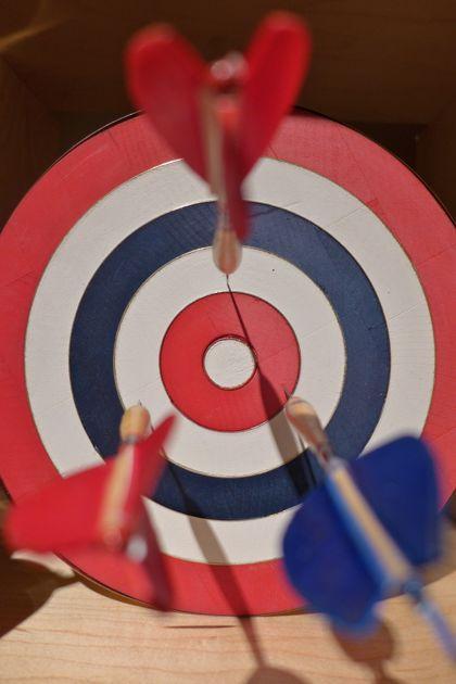 Best Made dartboard