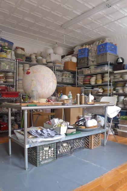 Valerie Carmet studio