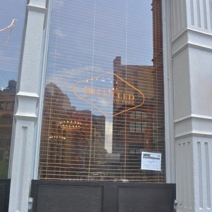 Distilled NY window