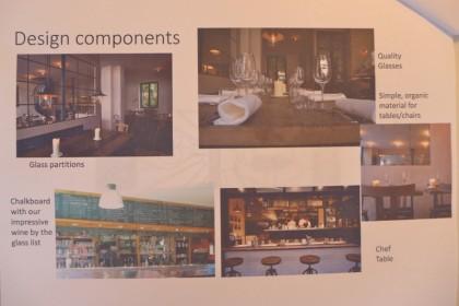 Racines NY design elements