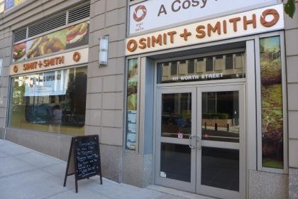 Simit and Smith facade