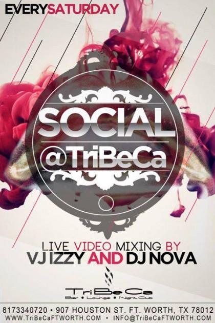 Tribeca Forth Worth invite