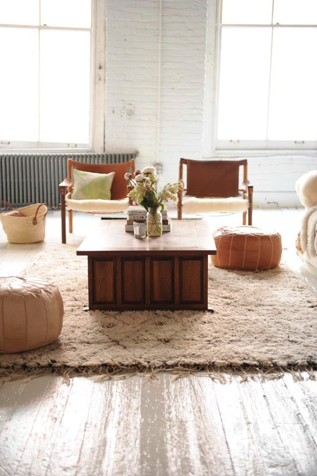 Gillian Tennant living room