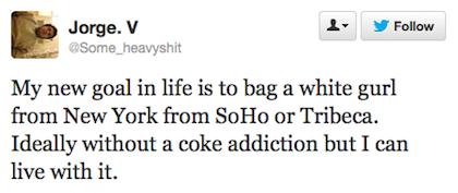 tweet coke addiction