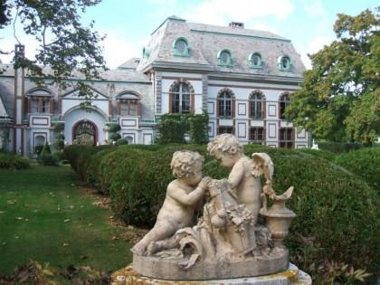 Belcourt Castle Newport RI