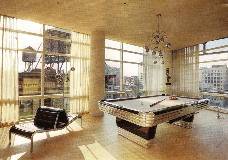 Hirtenstein billiards room