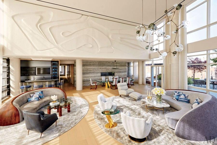 Hirtenstein living room after