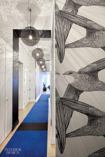 Ronning hallway