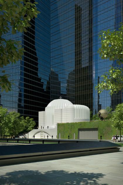 St Nicholas rendering courtesy Santiago Calatrava6