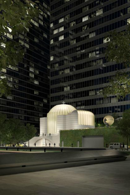 St Nicholas rendering courtesy Santiago Calatrava8
