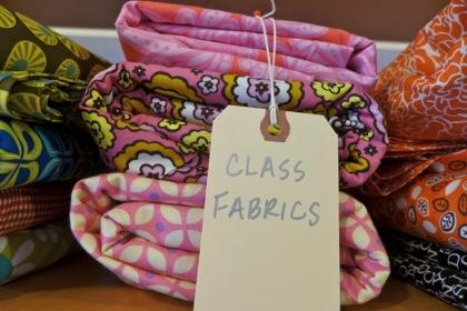 Stitched Tribeca fabrics