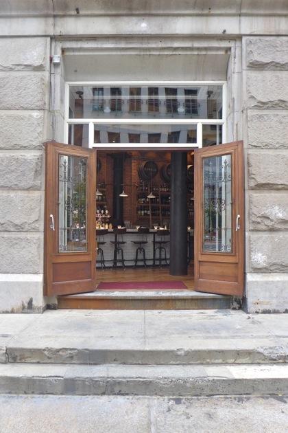 Terra door