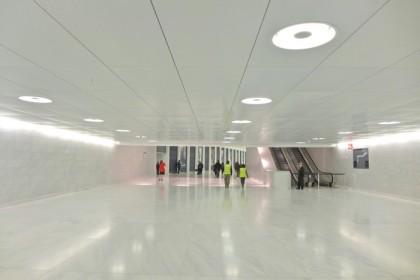 western part of WTC passageway