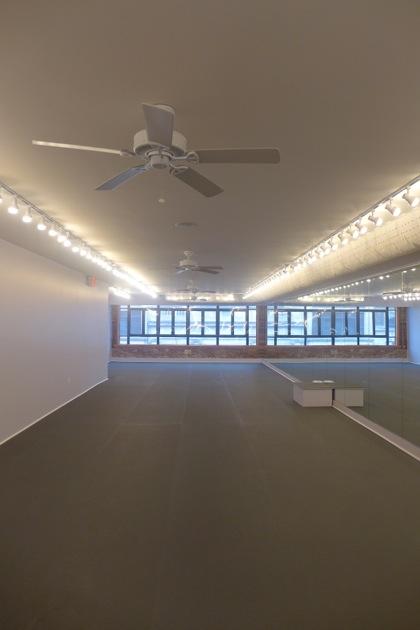 Bikram Yoga Soho studio