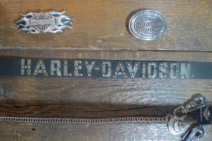 Harley-Davidson of NYC belt