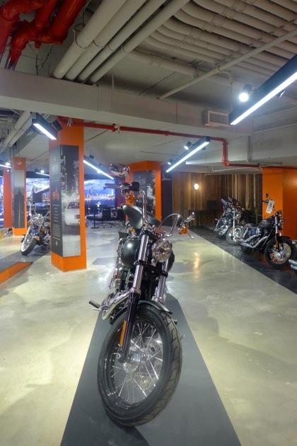 Harley-Davidson of NYC lower level2