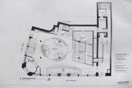 Haus ground floor floor plan