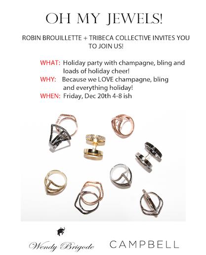 Robin Brouillete invite