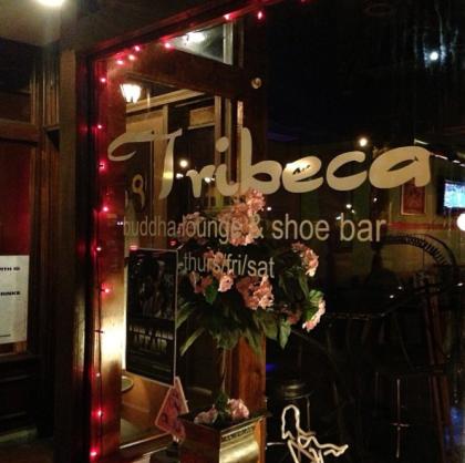 Tribeca buddha lounge and shoe bar Augusta Ga courtesy kiamichette