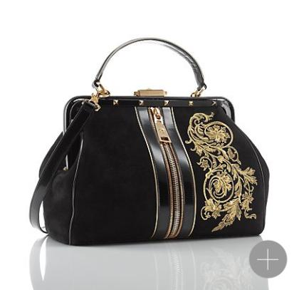 Versace Tribeca doctor bag