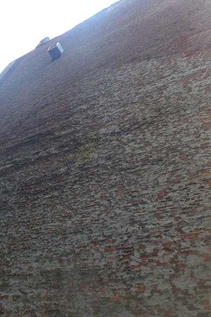 where in tribeca brick wall 121013