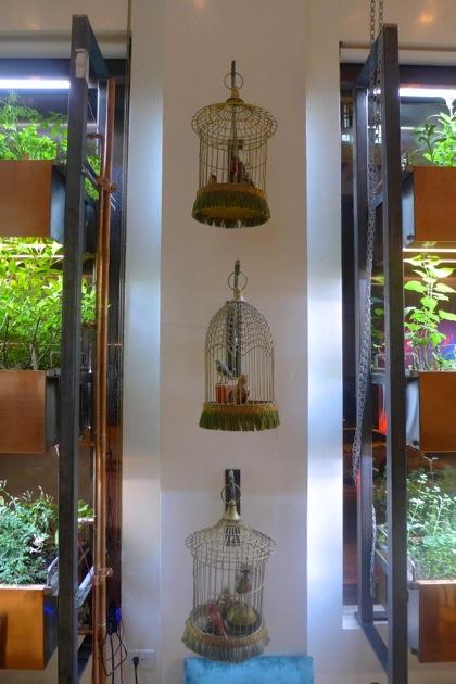 Bouley Botanical birdcages