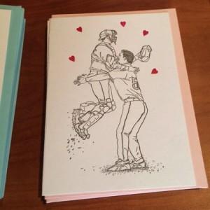 Bowne Printers valentine