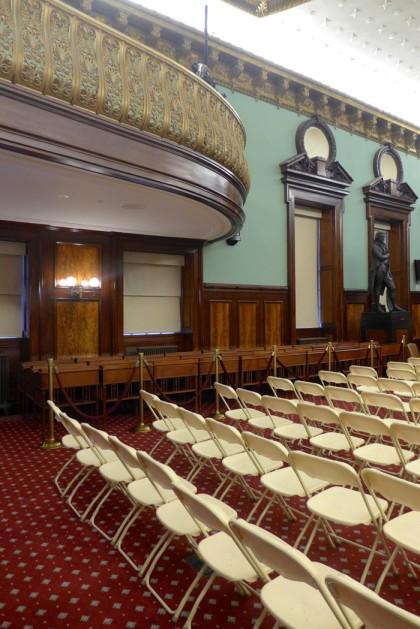 City Hall City Council chamber